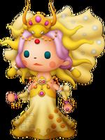 Princesa Sarah em Theatrhythm.