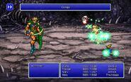 WHM using Curaja from FFIII Pixel Remaster