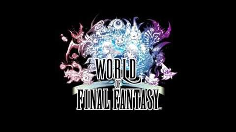 World of Final Fantasy OST - 4