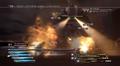 XIII havoc skytank missile barrage