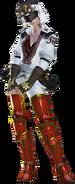 Yda NPC Render 2