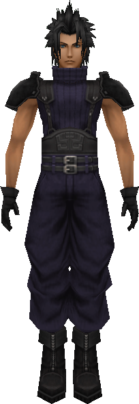 Crisis Core -Final Fantasy VII- characters