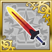 FFAB Blood Sword SR