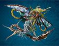 FFD2 Parai Shinryu Art Alt2