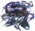 FFLII Magitek Armor Artwork
