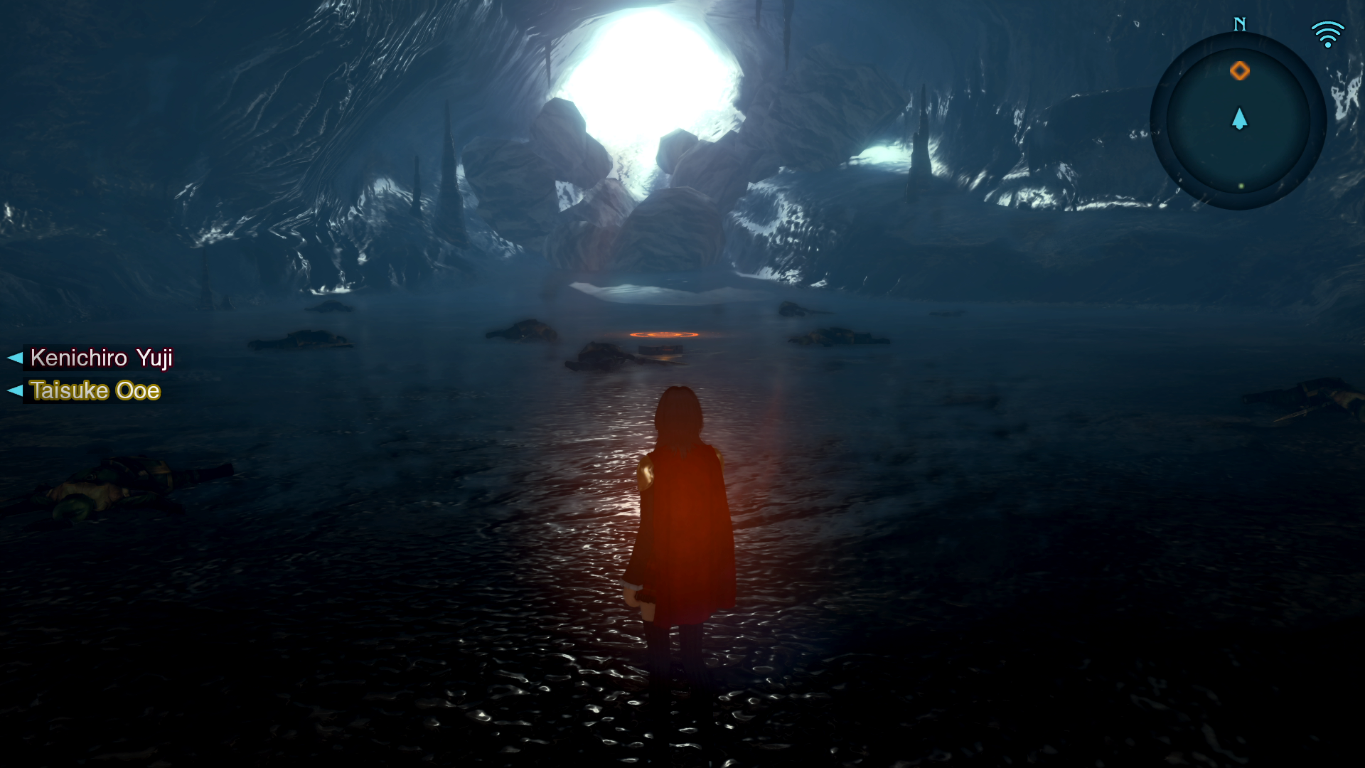 Rokol Caverns