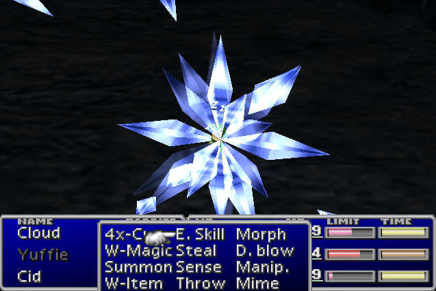 Ice3 (Final Fantasy VII)
