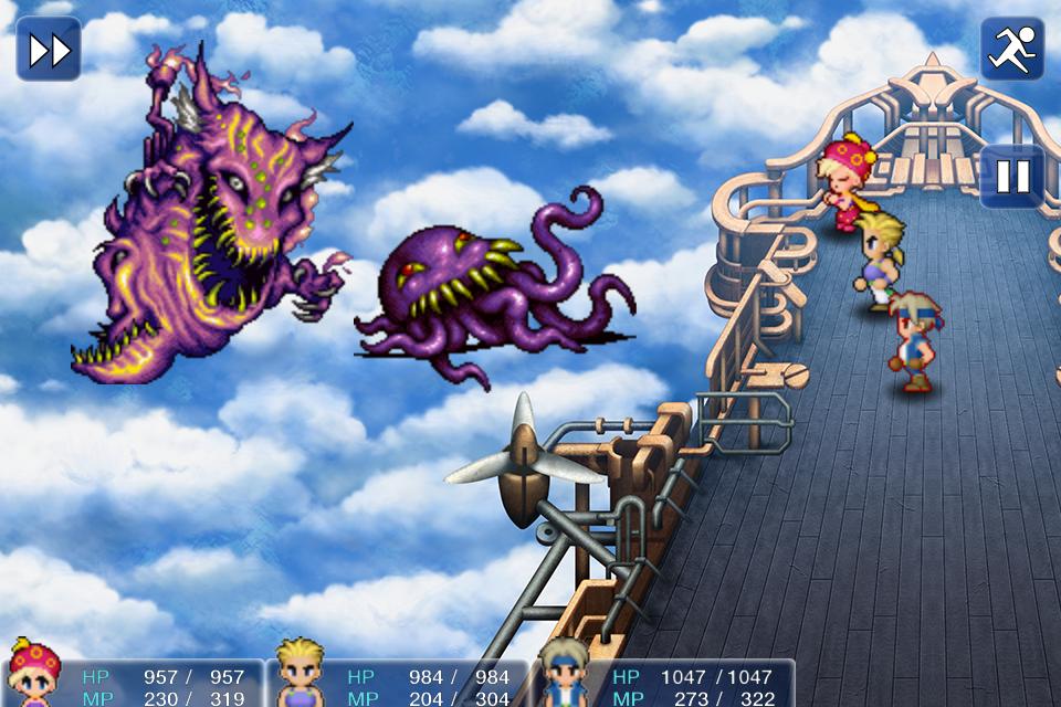 Final Fantasy VI/CylindrusAltum/Part XVIII