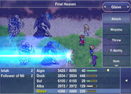 Final Fantasy Dimenions Final Heaven