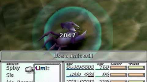Final Fantasy VII - Limit Break Compilation - Cloud Blade beam