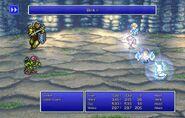 Maria using Blink II from FFII Pixel Remaster