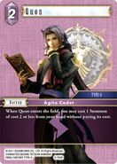 Quon 5-105R from FFTCG Opus