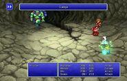 RDM using Curaga from FF Pixel Remaster