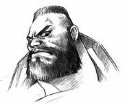 Barret Sketch