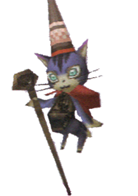 Cait Sith (The 4 Heroes of Light)