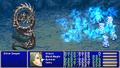 FF4PSP Enemy Ability Frost Blast