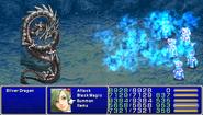 FF4PSP Enemy Ability Frost Blast