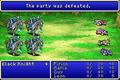 FFII GBA Game Over