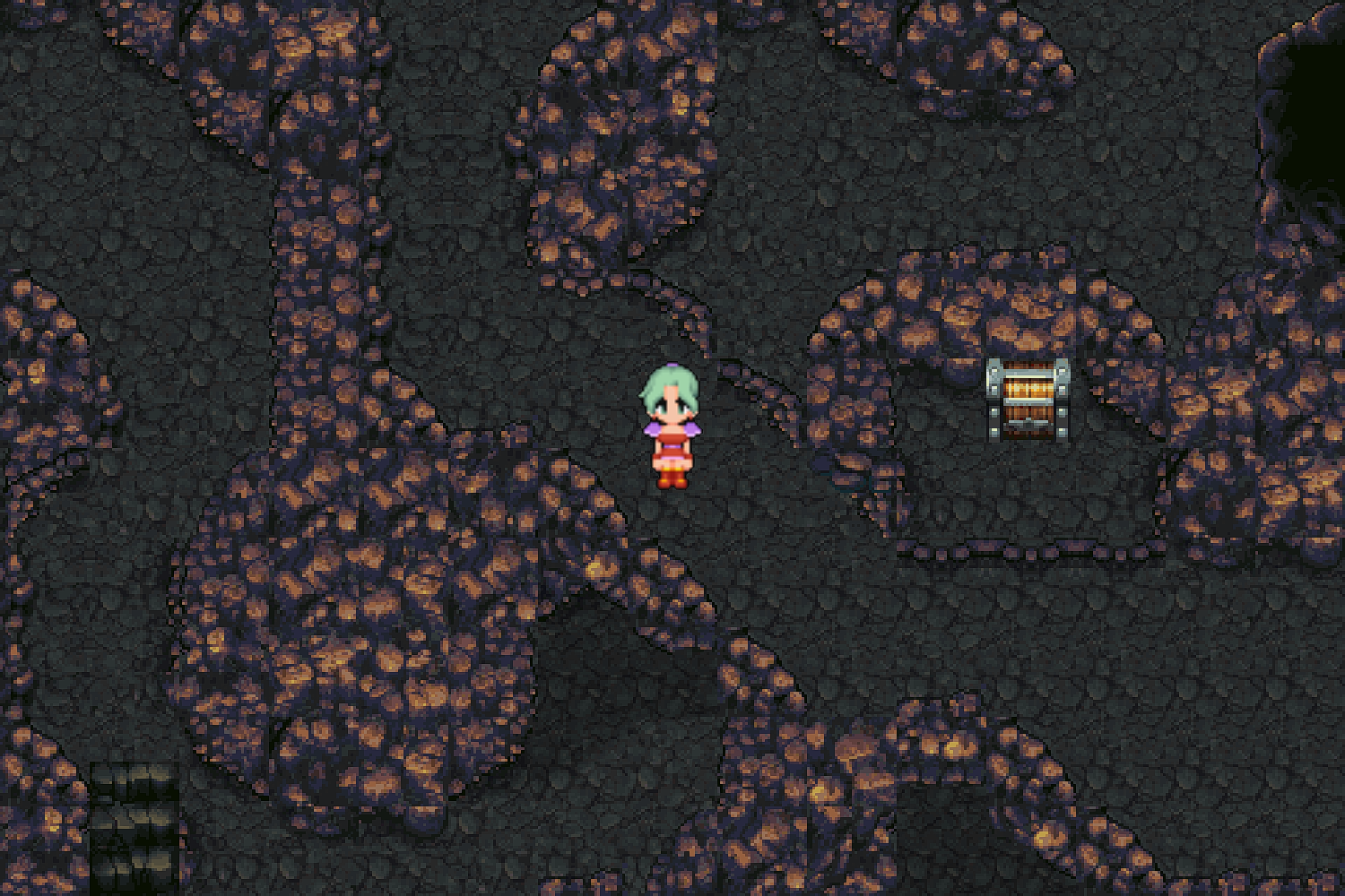 FFVI PC Cave to the Ancient Castle.png