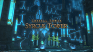FFXIV Sycrus Tower Opening