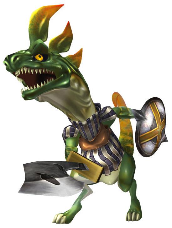 Lizardman (Crystal Chronicles)