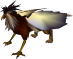 The Griffin in Final Fantasy VII.