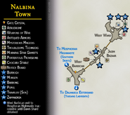 Map 24 Nalbina Town