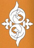 Treno Bishop Family Crest FFIX Art