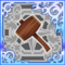 FFAB Wooden Hammer FFIV SSR+