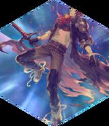 FFDII Fake Chrono Blade I Crystal