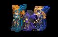 FFLII Dragoon Costume