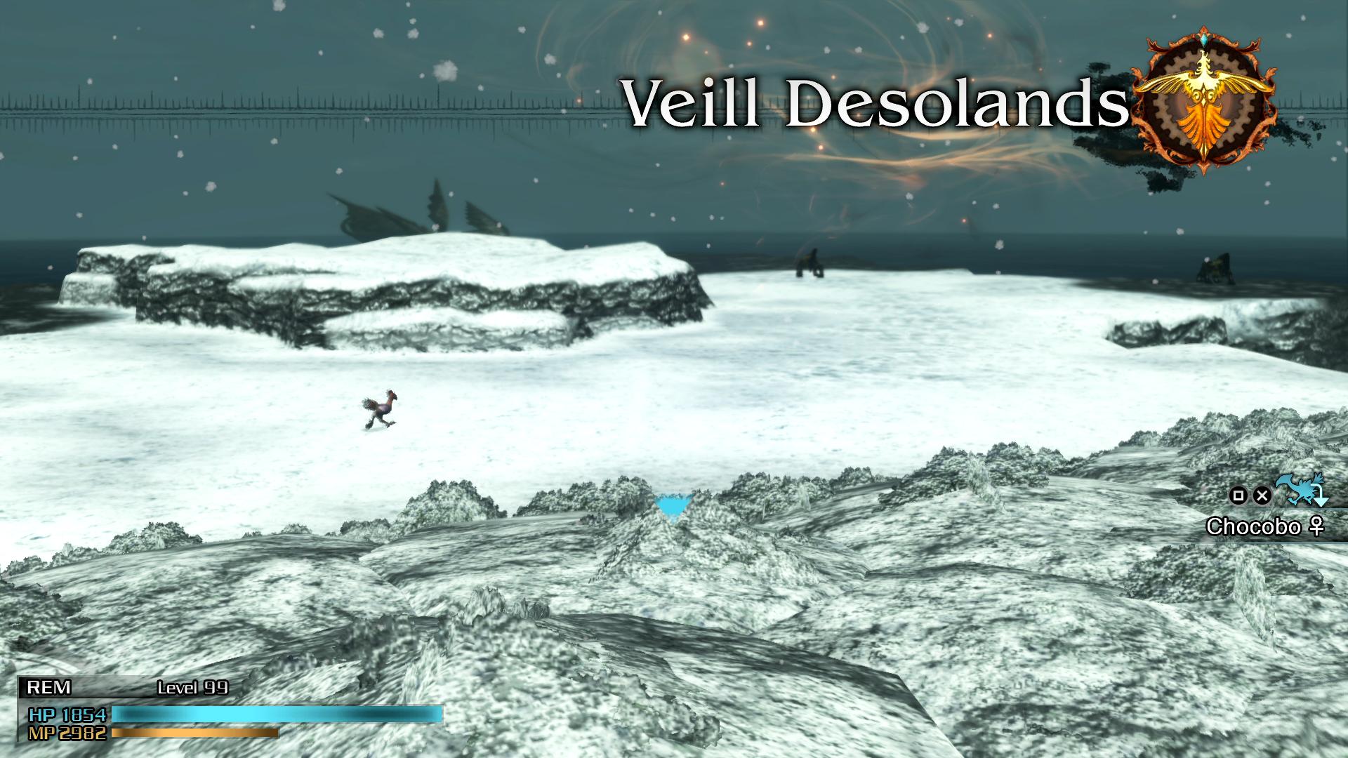 Veill Desolands