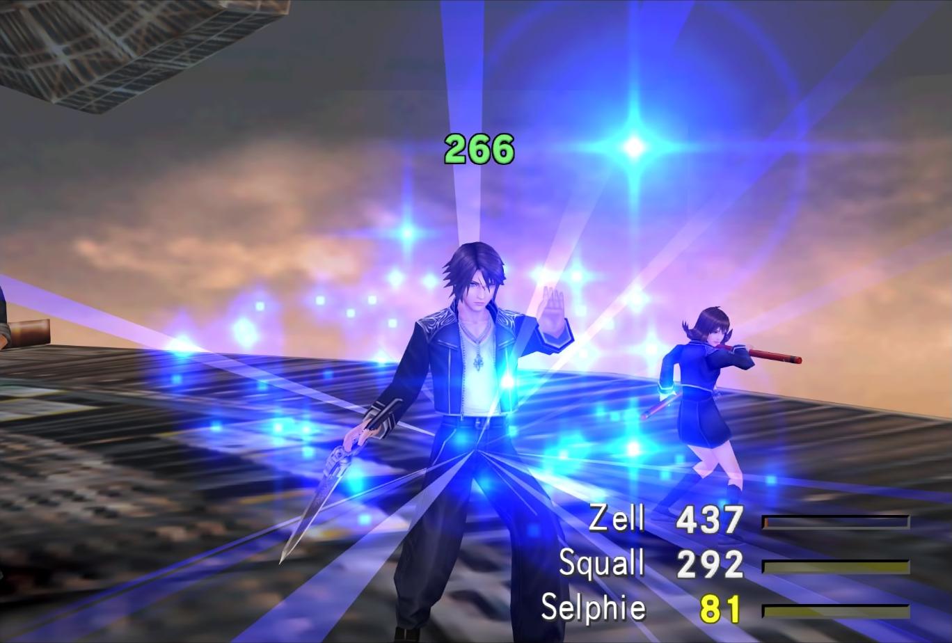Cure (Final Fantasy VIII)