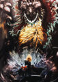 FFXIV Shinryu and Zenos artwork