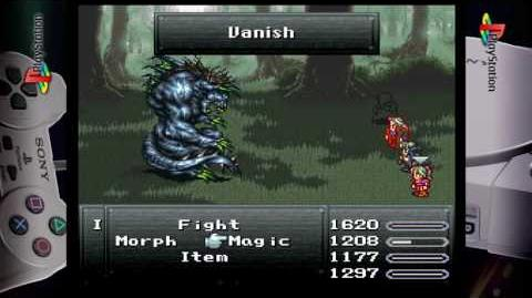 Final Fantasy VI Intangir Vanish Doom Kill-0