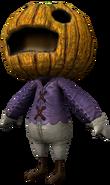 MFF Pumpkin Star Model