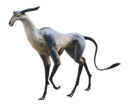 Antelope Enemy FFXIV