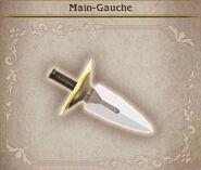 Bravely Default Main-Gauche