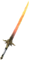 DFF2015 Flame Sword