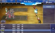 FFD Body Slam