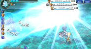 FFLTnS Megaflare Ability