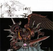 Genesis Avatar Concept Art