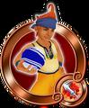 KHUX Wakka ★ Medal