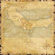Qufim Map