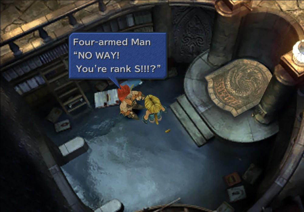 Treasure Hunter Rank (Final Fantasy IX)