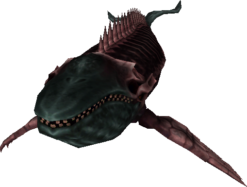 Whale Zombie