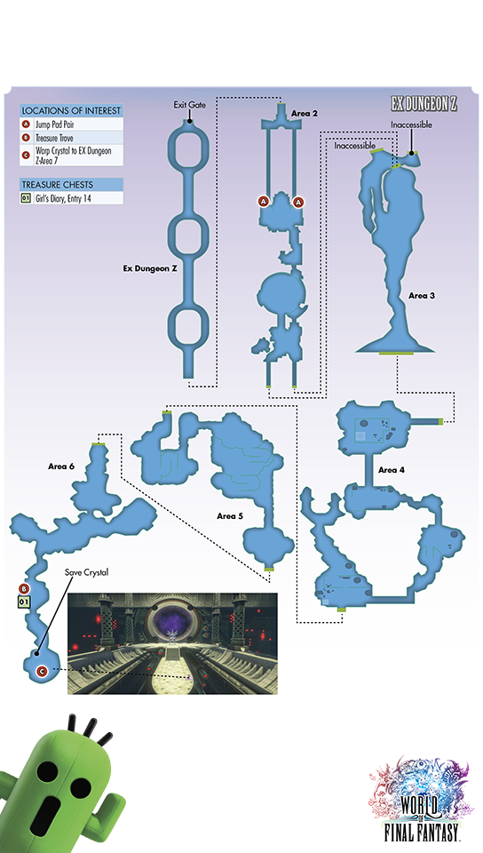 EX Dungeon Z