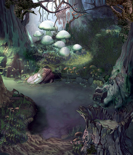 Evil Forest Swamp by Forero and Team.jpg