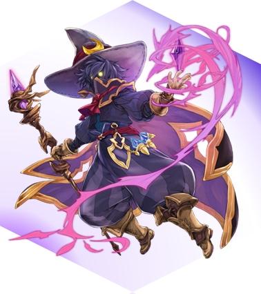 Black Mage (Dimensions II)