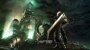 FFVIIR Cloud Shinra Wide